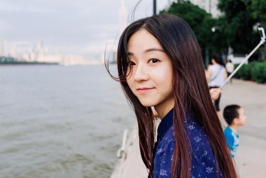 สาวโสดเสื้อน้ำเงิน หาคู่ หาแฟนจริงจังเพื่อแต่งงานกับบริษัทหาคู่ จัดหาคู่ bangkokmatching.com 26
